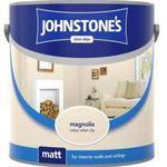 Johnstones Matt Wall Paint, Ceiling Paint Beige 2.5L