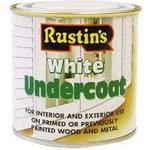 Wood Paint price comparison Rustins Undercoat Wood Paint, Metal Paint White 0.25L