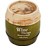 Overnight Mask - Exfoliating Holika Holika Wine Therapy Sleeping Mask White Wine 120ml