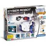 Interactive Robots - Metal Clementoni Cyber Robot