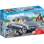 Police Toys Playmobil Swat Undercover Car 9361