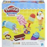 Clay on sale Hasbro Play Doh Kitchen Creations Frozen Treats E0042
