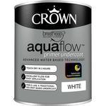 Metal Paint Metal Paint price comparison Crown Aquaflow Undercoat Wood Paint, Metal Paint White 0.75L