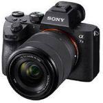 Digital SLR Sony Alpha 7 III + FE 28-70mm F3.5-5.6 OSS