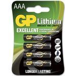 Camera Batteries on sale GP Batteries Lithium AAA 4-pack