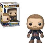 Toy Figures Toy Figures price comparison Funko Pop! Marvel Avengers Infinity War Captain America