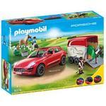 Play Set - Dog Playmobil Porsche Macan GTS 9376