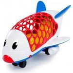 Toy Airplane - Plasti Kids ll Oball Go Grippers Cargo Jet