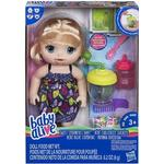 Baby Dolls on sale Hasbro Baby Alive Sweet Spoonfuls Baby Doll Girl Blonde Straight Hair E0586