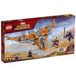 Lego avengers Toys Lego Marvel Super Heroes Thanos: Ultimate Battle 76107