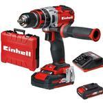 Cordless drill two battery Drills & Screwdrivers Einhell TE-CD 18 Li-i BL (2x2.0Ah)