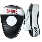 Mitts - Synthetic Sandee Sport Muay Thai Boxing Curved Focus Mitts