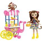 Play Set price comparison Mattel Enchantimals Fruit Cart Doll Set