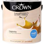 Wall Paint Crown Breatheasy Wall Paint, Ceiling Paint Beige 2.5L