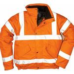 3XL - Warning Jacket Portwest RT32 Hi-Vis Bomber Jacket