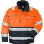 Work Jacket Fristads Kansas 444 PP Hi-Vis Winter Jacket