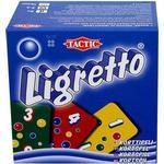 Card Games Tactic Ligretto Blå