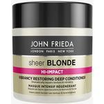 Conditioner John Frieda Sheer Blonde Hi-Impact Vibrancy Restoring Deep Conditioner 150ml