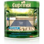 Cuprinol Anti Slip Decking Woodstain Blue 2.5L