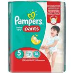 Diapers Pampers Baby Dry Pants Size 5
