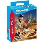 Cheap Figurines Playmobil Archeologist 9359