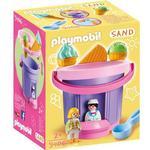 Buckets - Plasti Playmobil Ice Cream Shop Sand Bucket 9406