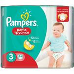 Pampers Baby Dry Pants Size 3 Midi
