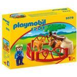 Figurines - Lion Playmobil Lion Enclosure 9378