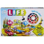 Childrens Board Games - Finance Hasbro The Game of Life