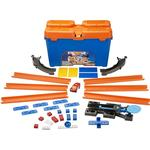 Car Track on sale Hot Wheels Track Builder Stunt Box