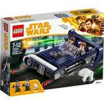 Star Wars - Lego Star Wars Lego Star Wars Han Solo's Landspeeder 75209