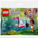 Cheap Lego Friends Lego Friends Olivia's Remote Control Boat 30403