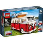 Plasti Toys Lego Creator Volkswagen T1 Camper Van 10220
