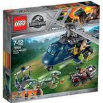 Lego Jurassic World Lego Jurassic World price comparison Lego Jurassic World Blue's Helicopter Pursuit 75928