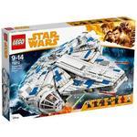 Star Wars Toys price comparison Lego Star Wars Kessel Run Millennium Falcon 75212