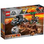 Lego Jurassic World Lego Jurassic World price comparison Lego Jurassic World Carnotaurus Gyrosphere Escape 75929