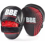 Mitts - Leather BBE FS Curved Hook & Jab Pad