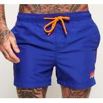 Men's Clothing Superdry Beach Volley Swim Shorts Voltage Blue