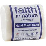 Bar Soap Faith in Nature Lavender Soap 100g