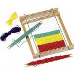 Weaving & Sewing Toys - Wood Goki Weaving Loom 58988
