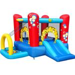 Plasti - Jumping Toys Happyhop Bubble 4 in 1 Play Centre