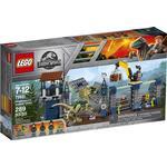 Lego Jurassic World Lego Jurassic World price comparison Lego Jurassic World Dilophosaurus Outpost Attack 75931
