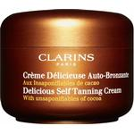 Self Tan - Tinted Clarins Delicious Self Tanning Cream 150ml