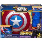 Marvel - Foam Weapon Nerf Marvel Avengers Infinity War Captain America Assembler Gear