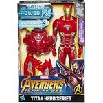 Marvel Toys Hasbro Marvel Avengers Infinity War Titan Hero Power FX Iron Man E0606
