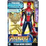 Spider-Man Toys price comparison Hasbro Marvel Avengers Infinity War Titan Hero Power FX Iron Spider E0608