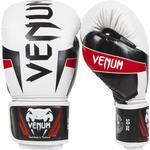 Gloves - White Venum Elite Boxing Gloves 14oz