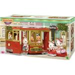 Doll Accessories Sylvanian Families Ride Along Tram