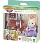 Cheap Doll Nursing & Caring Sylvanian Families Cello Concert Set