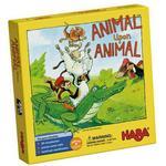 Childrens Board Games Haba Animal Upon Animal